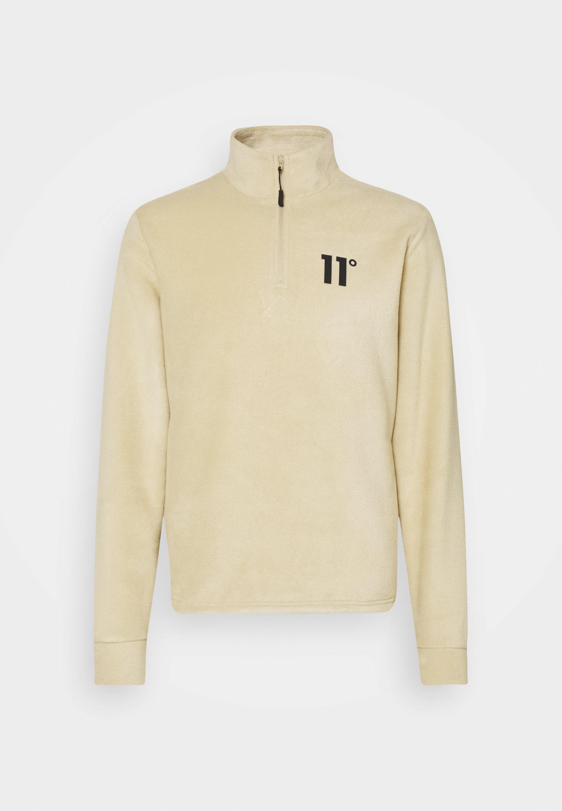 Men ZIP THROUGH  - Fleece jumper