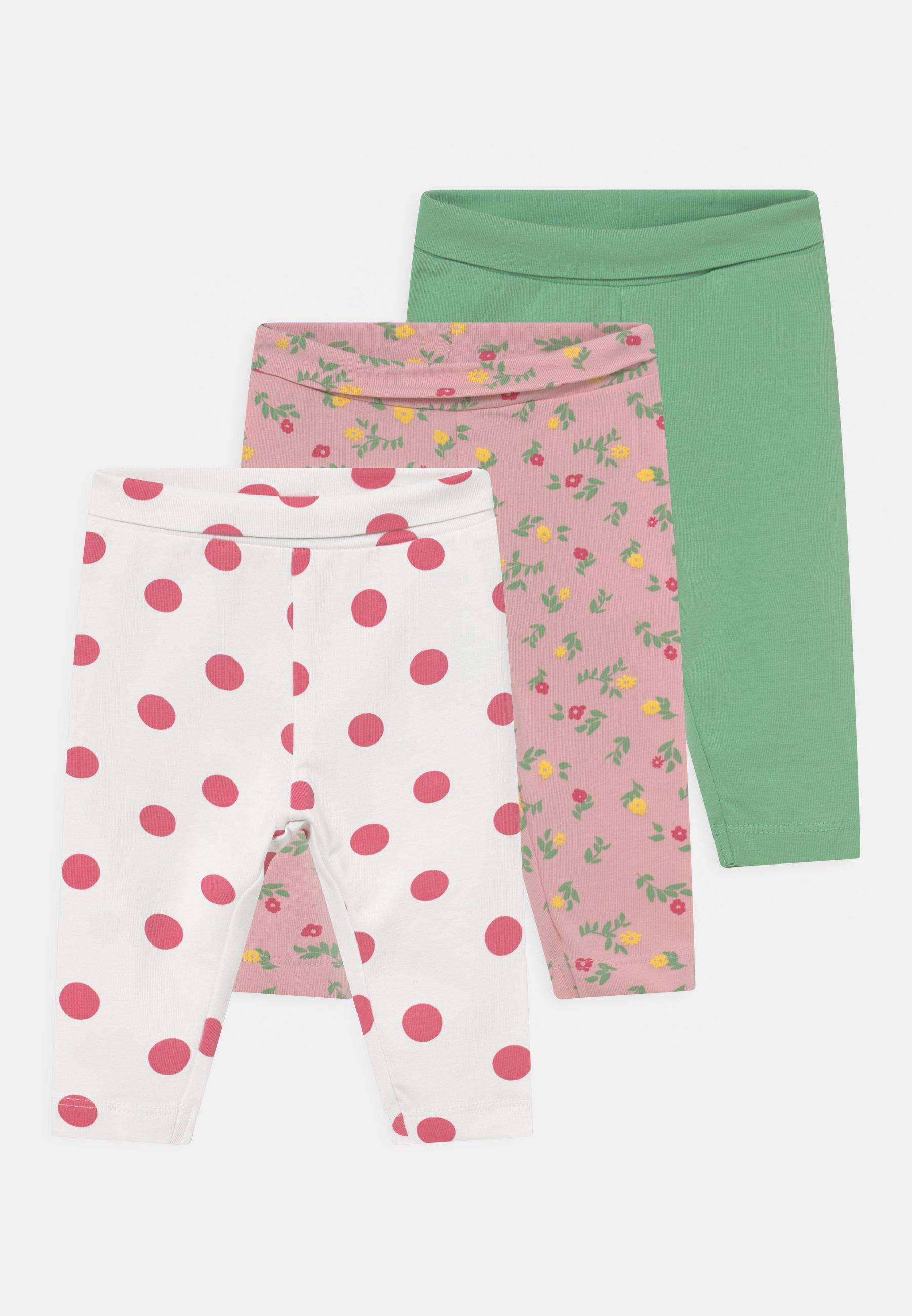Kids NBFMARIE 3 PACK - Leggings - Trousers