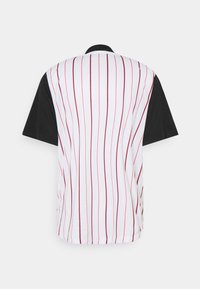 Karl Kani - VARSITY BLOCK BASEBALL - Shirt - black - 6
