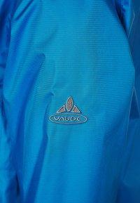 Vaude - MENS ESCAPE LIGHT JACKET - Waterproof jacket - ocean - 5