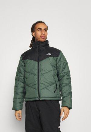 SAIKURU JACKET - Winter jacket - laurel wreath green/black