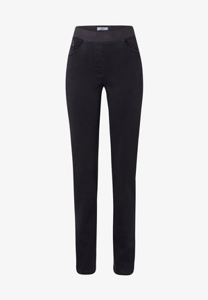 STYLE PAMINA - Jeans slim fit - anthra