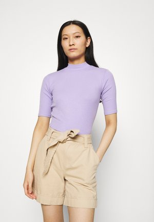 KROWN - Basic T-shirt - lavender
