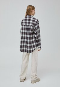 PULL&BEAR - Button-down blouse - rose - 2