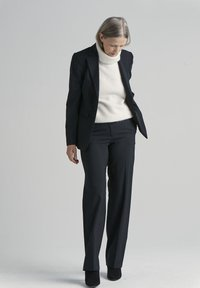 STOCKH LM - Trousers - black - 1