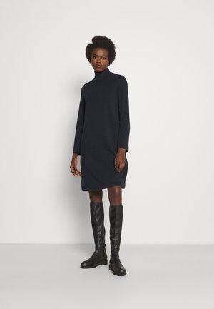 TRENTO - Jersey dress - blu