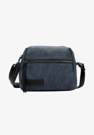 UMHÄNGETASCHE DEBORAH - Across body bag - blue