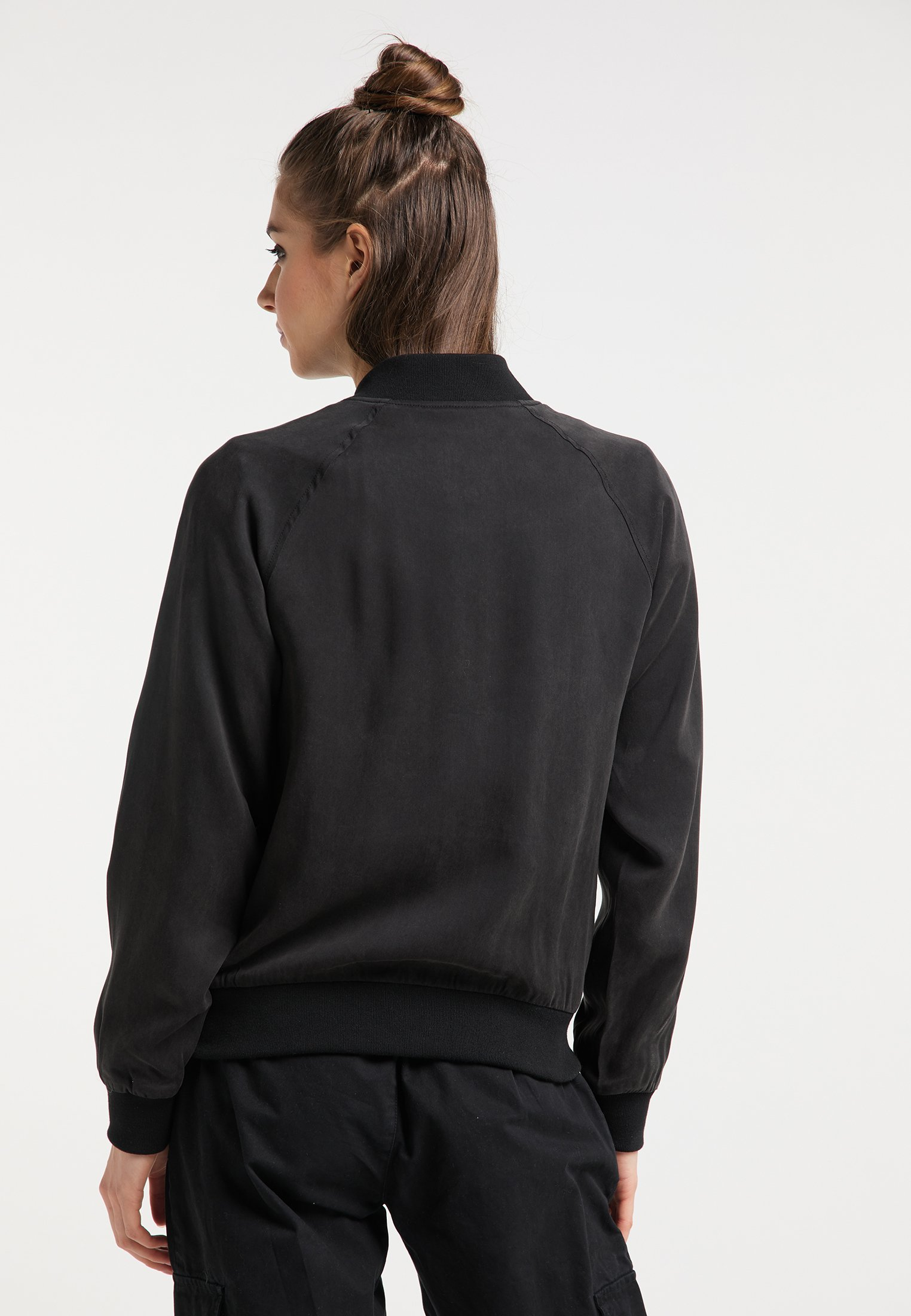 myMo Bomberjacke - black | Damenbekleidung billig