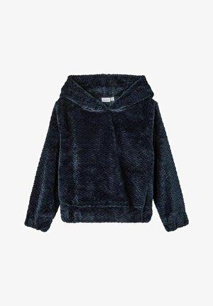 Fleece jumper - dark sapphire