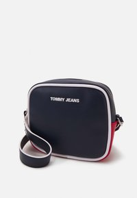 Tommy Jeans - FEMME CROSSOVER - Across body bag - blue - 3
