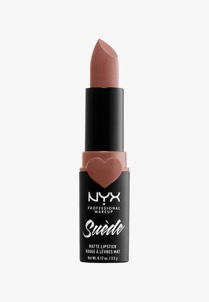 SUEDE MATTE LIPSTICK - Lipstick - 2 dainty daze