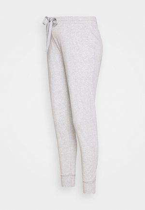 Tracksuit bottoms - silver marl