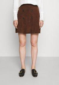 WEEKEND MaxMara - ESPOSTO - Mini skirt - taback - 0