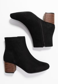 Anna Field - Bottines - black - 3