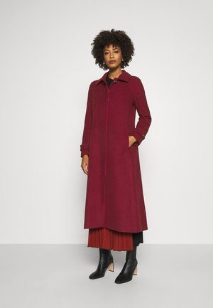 ZAFIRAH COAT - Manteau classique - true red