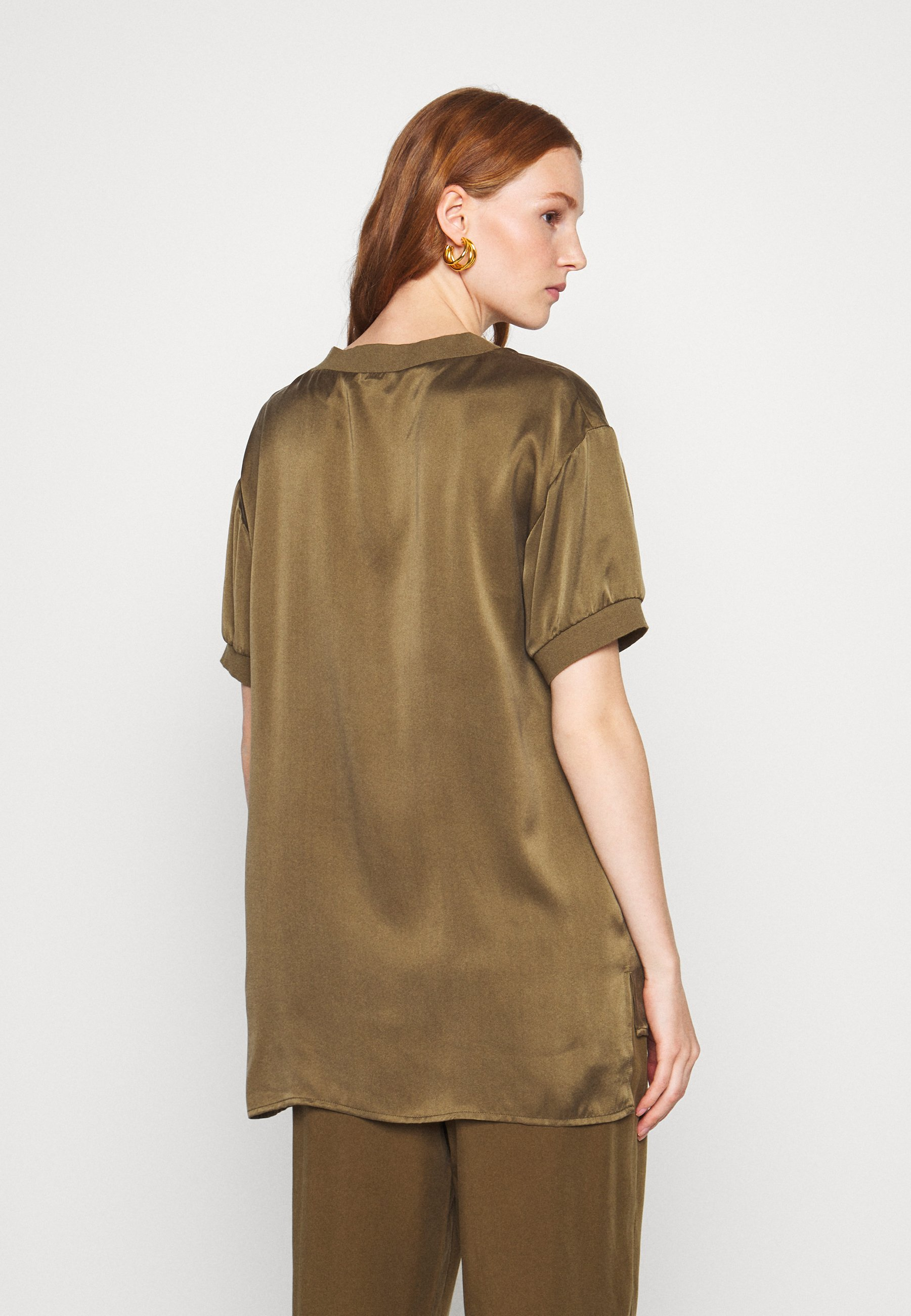 100% Guaranteed Women's Clothing Lounge Nine NEDA BLOUSE Blouse beech 4YPRdAiQh