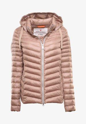Winter jacket - sand