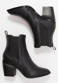 Matt & Nat - KALISTA - Ankle boots - black - 3