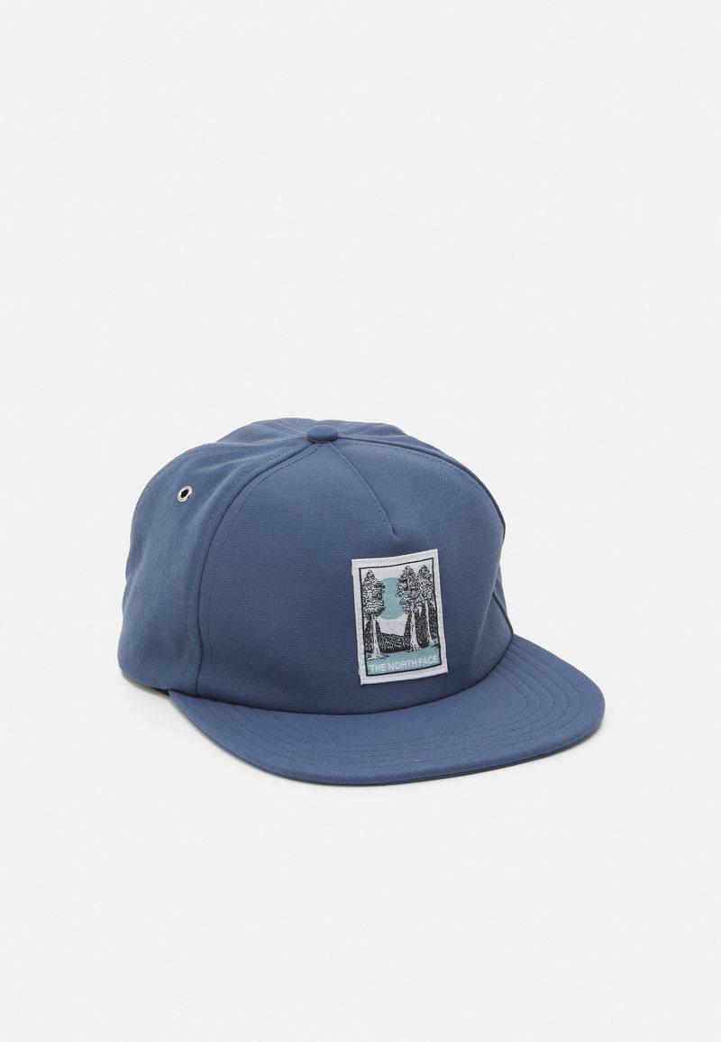 The North Face - VANNAGON UNISEX - Caps - vintage indigo