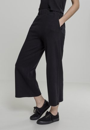 LADIES CULOTTE - Pantalon de survêtement - black