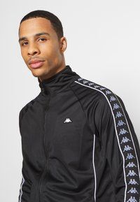 Kappa - VROLLE TRACKSUIT - Dres - caviar - 5