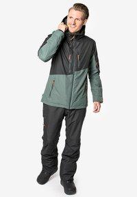 CNSRD - JOHN - Snowboard jacket - green - 1