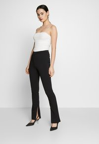 Nly by Nelly - THIN STRAP - Top - white - 1