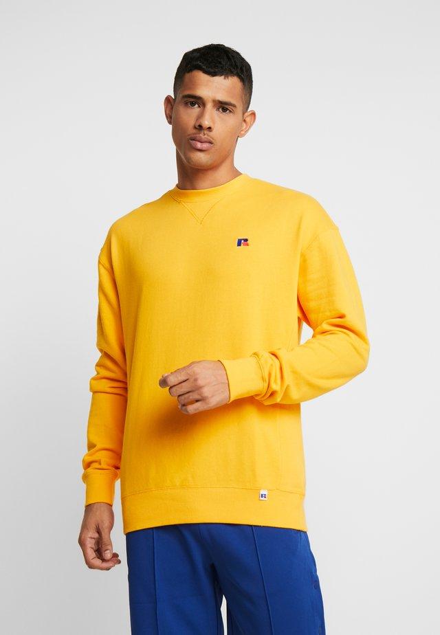 FRANK - Sweatshirt - gold fusion