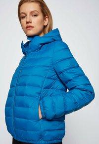 BOSS - PAFLAFFY - Down jacket - open blue - 3