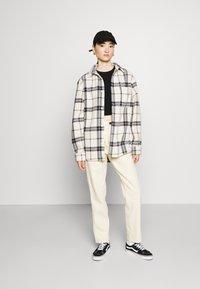 Dickies - Straight leg jeans - ecru - 1