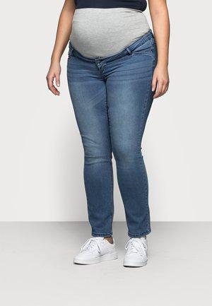 MLSARNIA STRAIGHT  - Straight leg jeans - medium blue denim