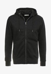 CELIO - MEBELVEST - Zip-up hoodie - black - 3