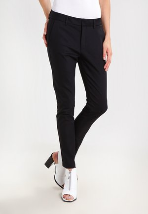 ABBEY NIGHT - Trousers - black