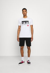Kings Will Dream - TAYPORT TEE - Print T-shirt - white - 1