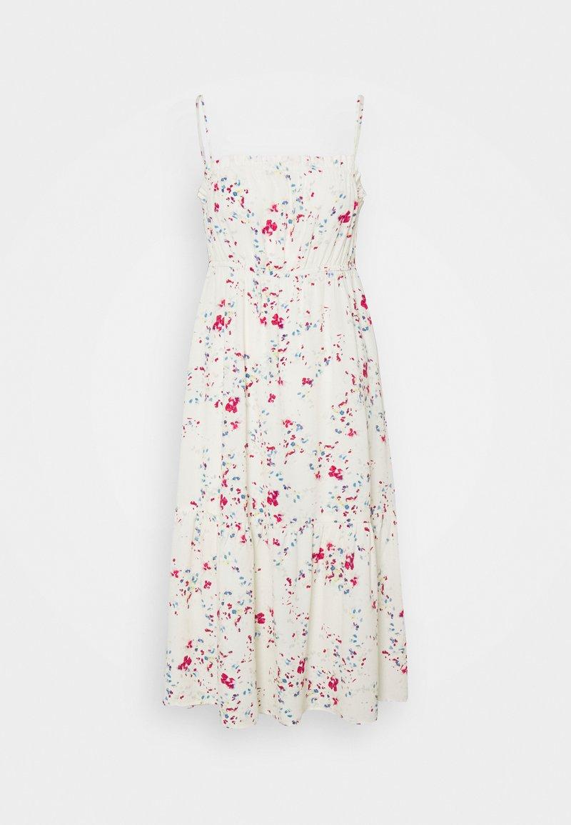 Vero Moda Tall - VMMILA SINGLET CALF DRESS  - Kjole - birch