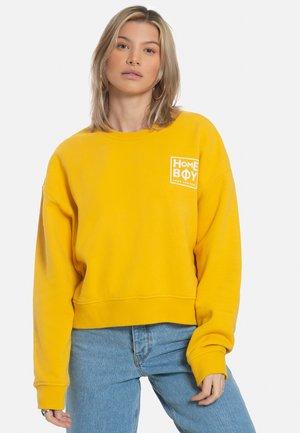 HAILY - Sweatshirt - gold