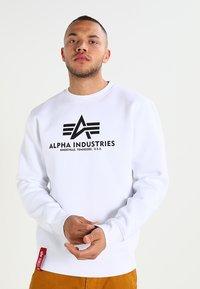 Alpha Industries - BASIC  - Sweatshirt - weiss - 0