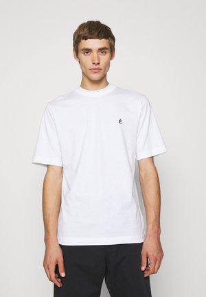 AWARD ACCENT UNISEX - Basic T-shirt - white
