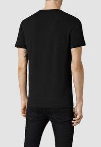 AllSaints - BRACE - Basic T-shirt - ink navy - 1