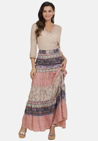 usha - Maxi skirt - multi-colour - 1