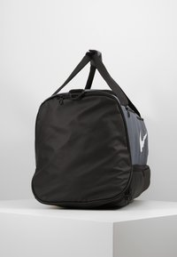 Nike Performance - DUFF - Sports bag - flint grey/black/white - 3