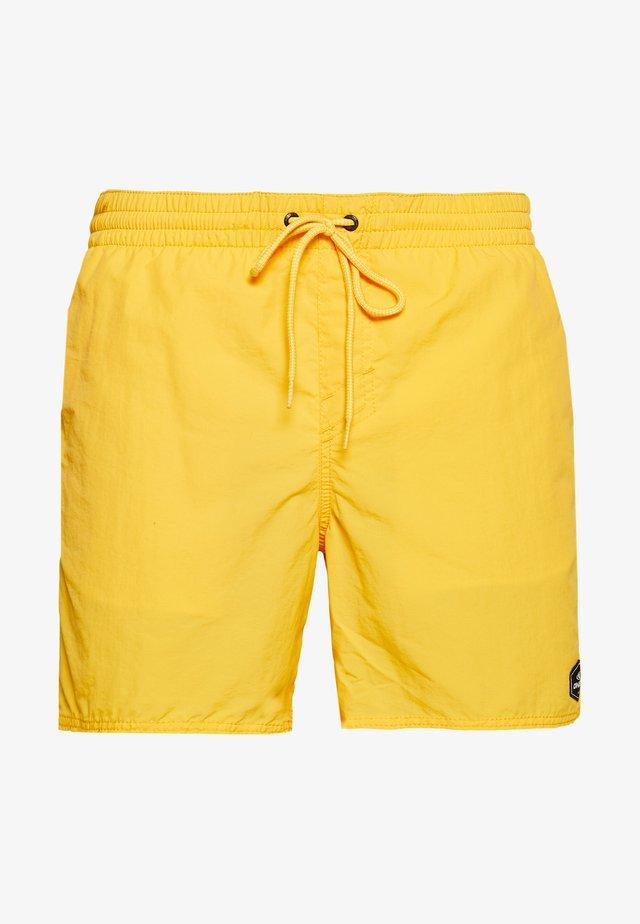 VERT - Shorts da mare - golden yellow