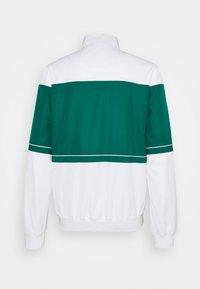 Lacoste Sport - TRACK SUIT - Verryttelypuku - bottle green/white - 10