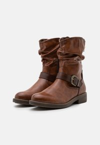 Tamaris - BOOTS - Stiefel - brandy - 2