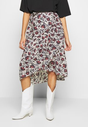 MIMI - A-line skirt - multi-coloured