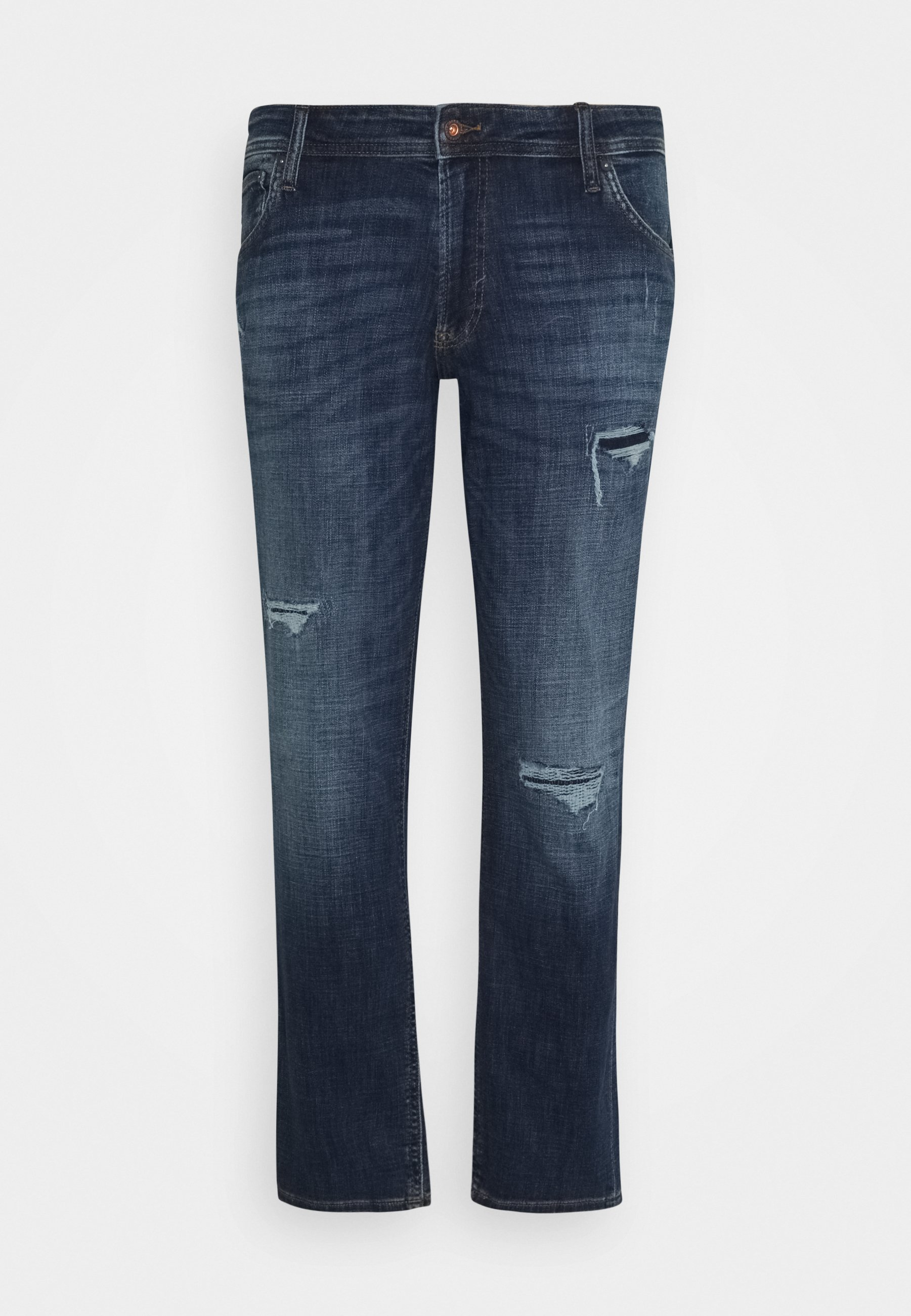 Uomo JJIGLENN JJORIGINAL - Jeans a sigaretta