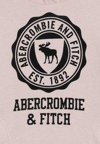 Abercrombie & Fitch - COZY SLEEVE  - Sweatshirt - pink - 4