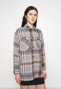 ONLY - ONLELLENE VALDA CHACKET - Classic coat - chipmunk - 0