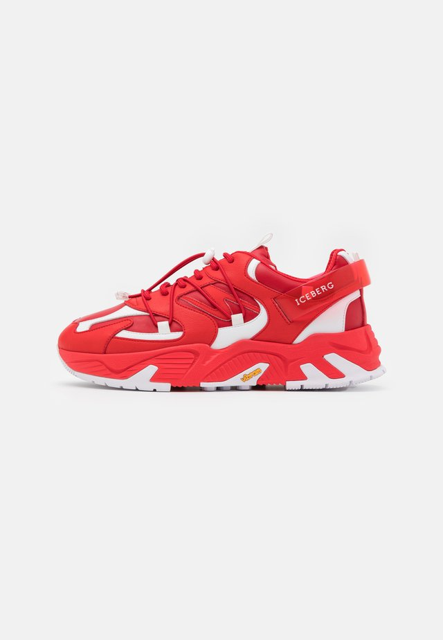 KAKKOI - Trainers - clean red