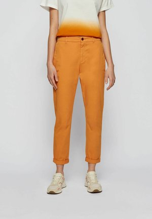 Chinos - open yellow